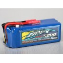 ZIPPY Flightmax 5000mAh 6S1P 40C Li-pol